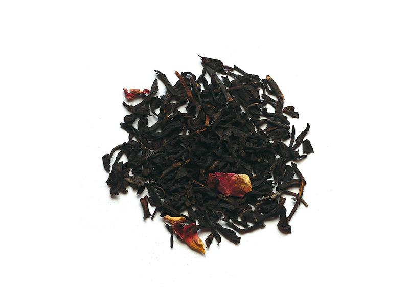 τσάι μαύρο τριαντάφυλλο